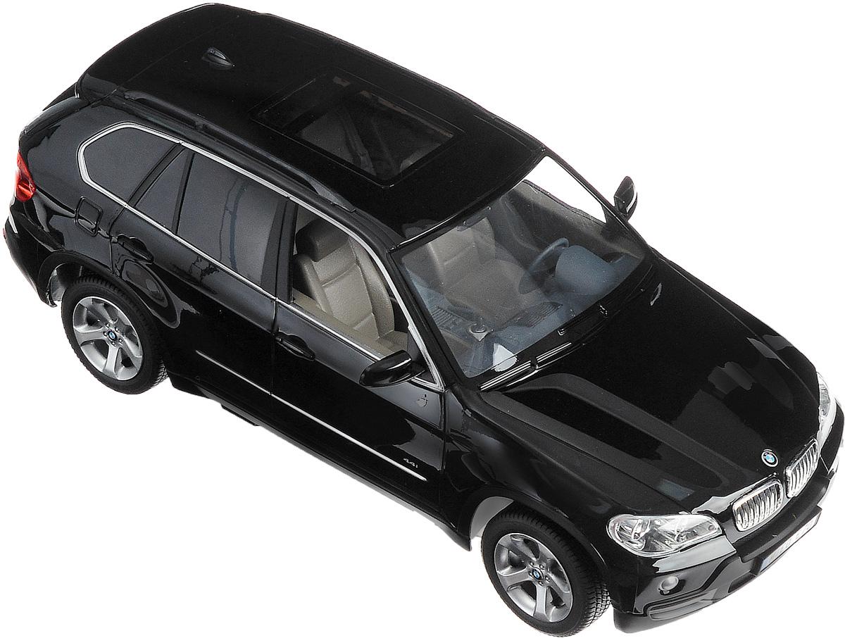 Rastar Радиоуправляемая модель BMW X5 цвет черный масштаб 1:14 rastar bmw x5