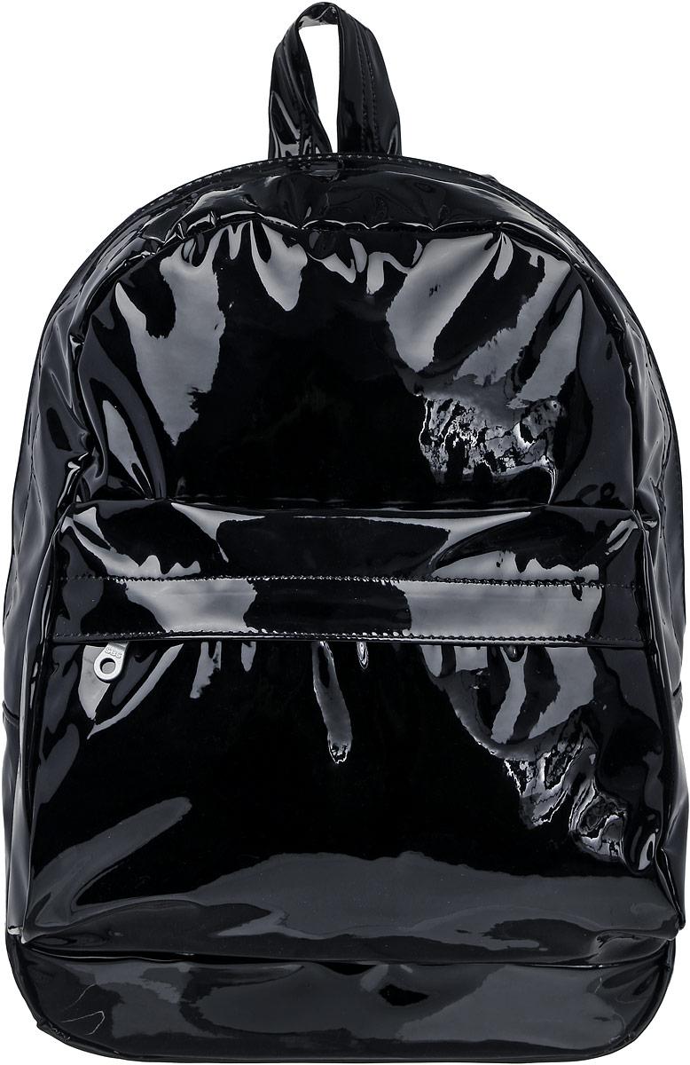 Рюкзак Kawaii Factory Галактический, цвет: черный. KW102-000255RivaCase 8460 blackСложить все необходимое и сразить всех космическим стилем можно с модным рюкзаком от Kawaii Factory. Он выполнен из прочного материала, не боится плохой погоды и подойдет к любому, даже самому смелому образу. В нем есть все, что нужно - одно основное отделение, закрывающееся на застежку-молнию, один внутренний накладной карман, а также карман на молнии на передней части рюкзака. Благодаря отличной эргономичности прогулочный рюкзак будет практически невесомым на вашей спине. Вместительный универсальный рюкзак в футуристическом стиле соткан из самых смелых модных тенденций с добавлением практичности. Он обязательно поднимет настрой в любой ситуации.