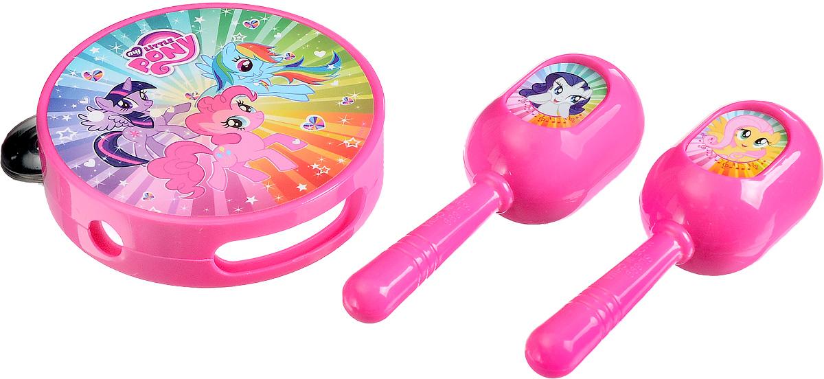 Играем вместе Набор музыкальных инструментов My Little Pony Бубен и маракасы
