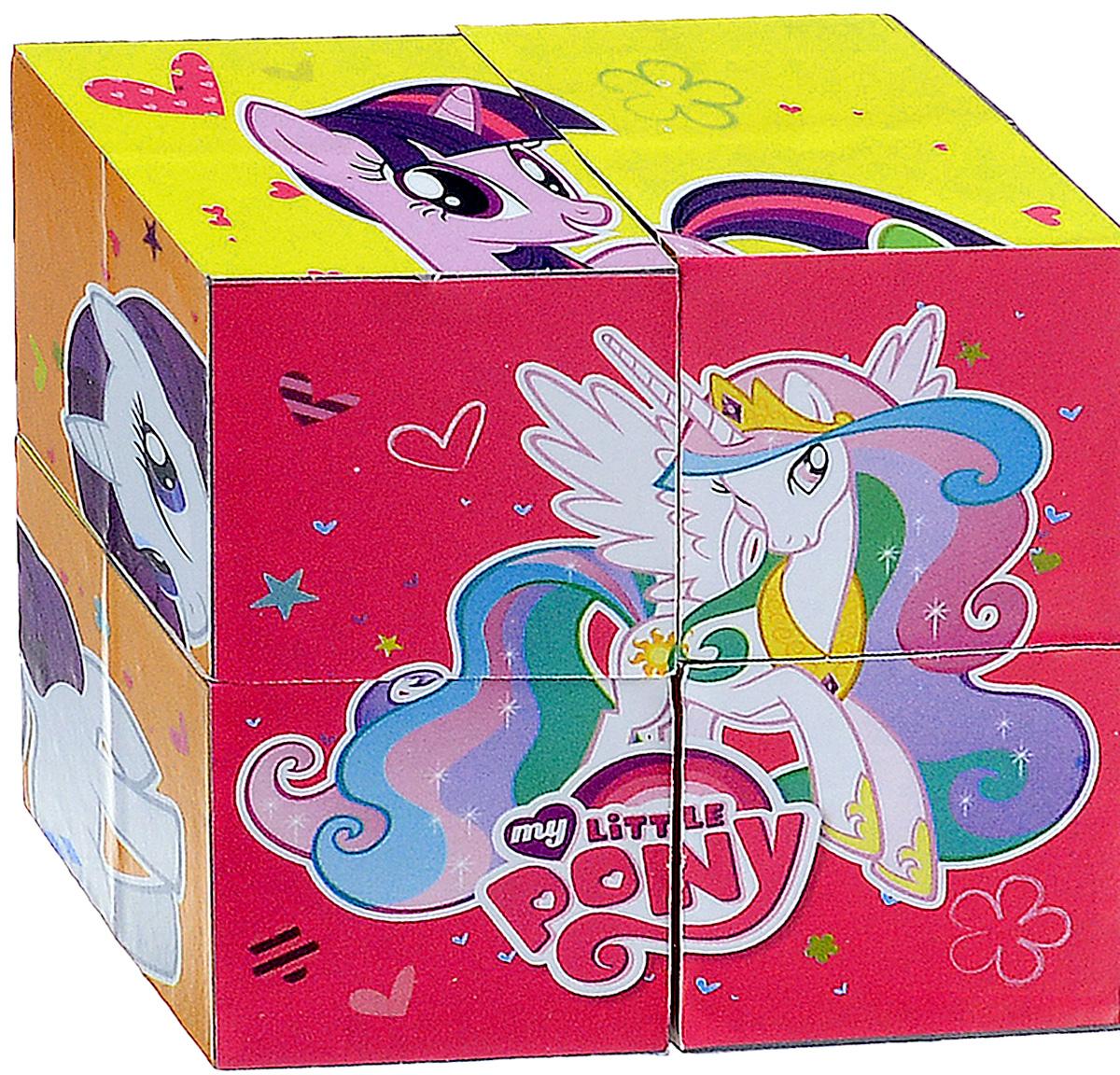 Играем вместе Кубики My Little Pony 01104