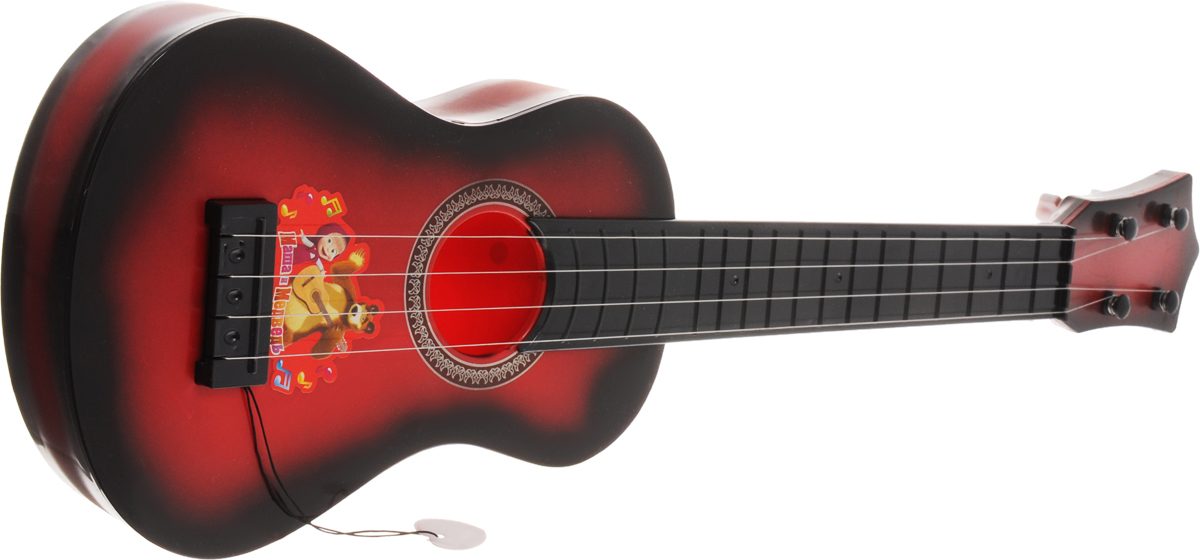 Играем вместе Гитара Маша и Медведь
