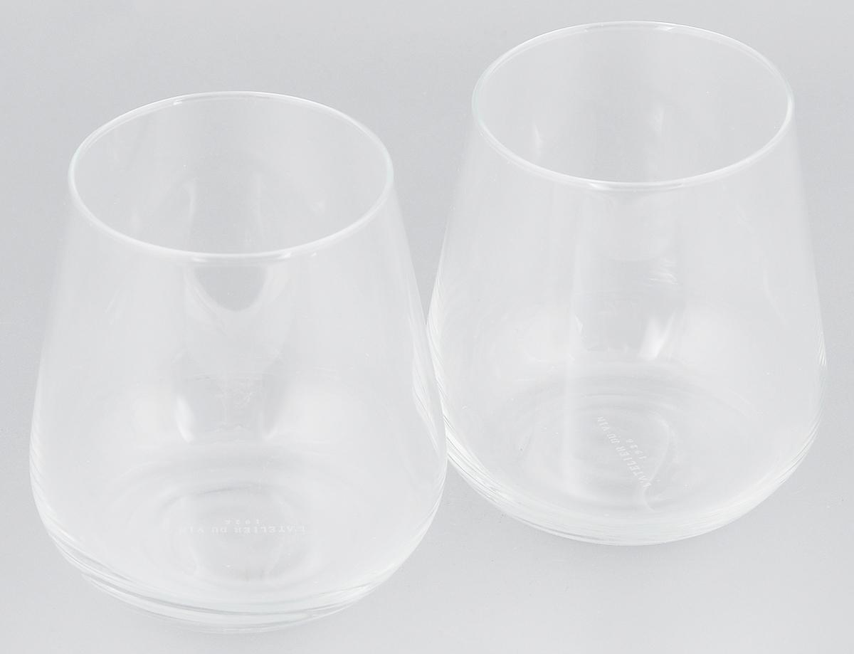 Набор бокалов LATELIER DU VIN Гуд Сайз Лондж, 250 мл, 2 штVT-1520(SR)Набор LATELIER DU VIN Гуд Сайз Лондж состоит из двух бокалов, выполненных из прочного стекла. Изделия отлично подходят для подачи коньяка, бренди и других напитков. Бокалы сочетают в себе элегантный дизайн и функциональность. Набор бокалов LATELIER DU VIN Гуд Сайз Лондж прекрасно оформит праздничный стол и создаст приятную атмосферу за ужином. Такой набор также станет хорошим подарком к любому случаю. Можно мыть в посудомоечной машине.Диаметр бокала по верхнему краю: 6,2 см. Высота бокала: 8,5 см.