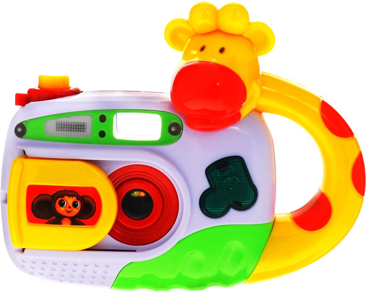 Умка Развивающая игрушка Фотоаппарат Чебурашки умка фотоаппарат чебурашки умка