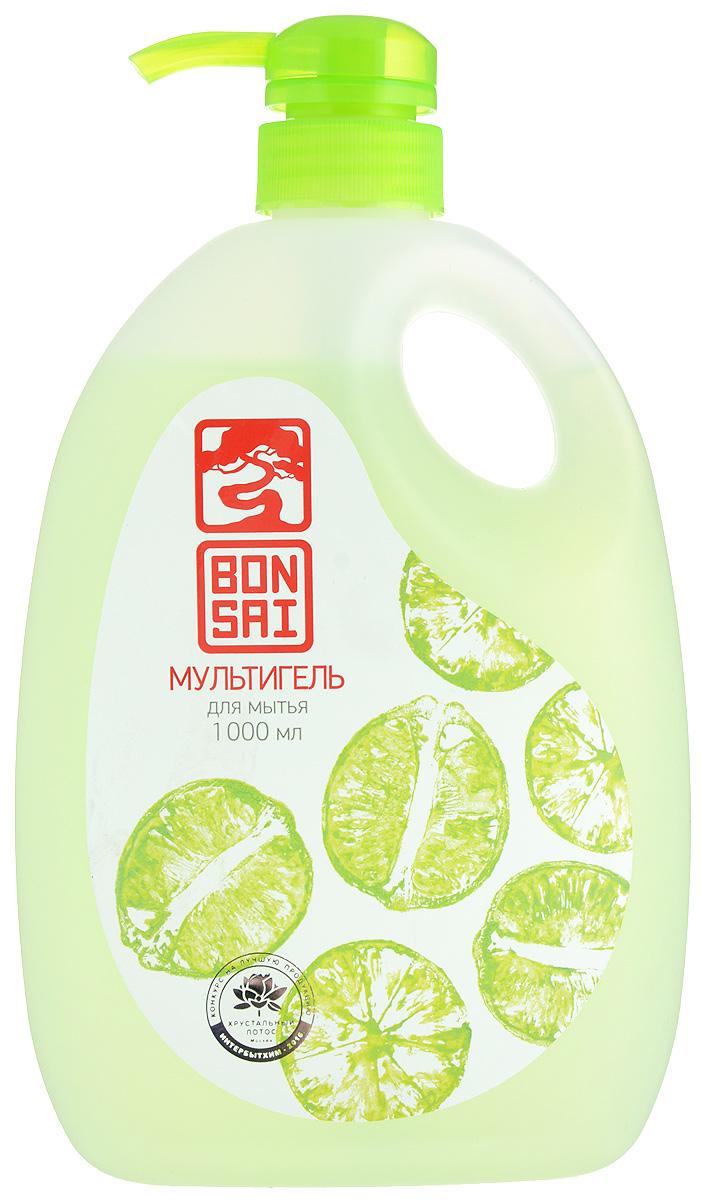 Гель для мытья посуды Bonsai, с ароматом свежего лайма, 1 л790009Гель для мытья посуды Bonsai содержит природный антисептический, антибактериальный и антиоксидантный компонент - натуральный экстракт свежего лайма. Обладает дезодорирующим эффектом, полностью устраняет неприятные запахи. Прекрасно и абсолютно безопасно очищает посуду и кухонные поверхности. Можно использовать для мытья овощей и фруктов, детских принадлежностей. Полностью смывается. Специальная формула не сушит руки. Гель эффективен даже в холодной воде. Благодаря уменьшенному расходу наносит меньше вреда окружающей среде. Товар сертифицирован.