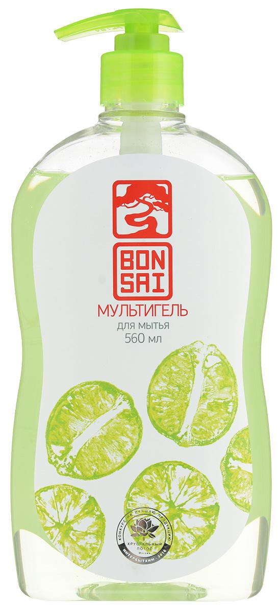 Гель для мытья посуды Bonsai, с ароматом свежего лайма, 560 мл391602Гель для мытья посуды Bonsai содержит природный антисептический, антибактериальный и антиоксидантный компонент - натуральный экстракт свежего лайма. Обладает дезодорирующим эффектом, полностью устраняет неприятные запахи. Прекрасно и абсолютно безопасно очищает посуду и кухонные поверхности. Можно использовать для мытья овощей и фруктов, детских принадлежностей. Полностью смывается. Специальная формула не сушит руки. Гель эффективен даже в холодной воде. Благодаря уменьшенному расходу наносит меньше вреда окружающей среде. Товар сертифицирован.