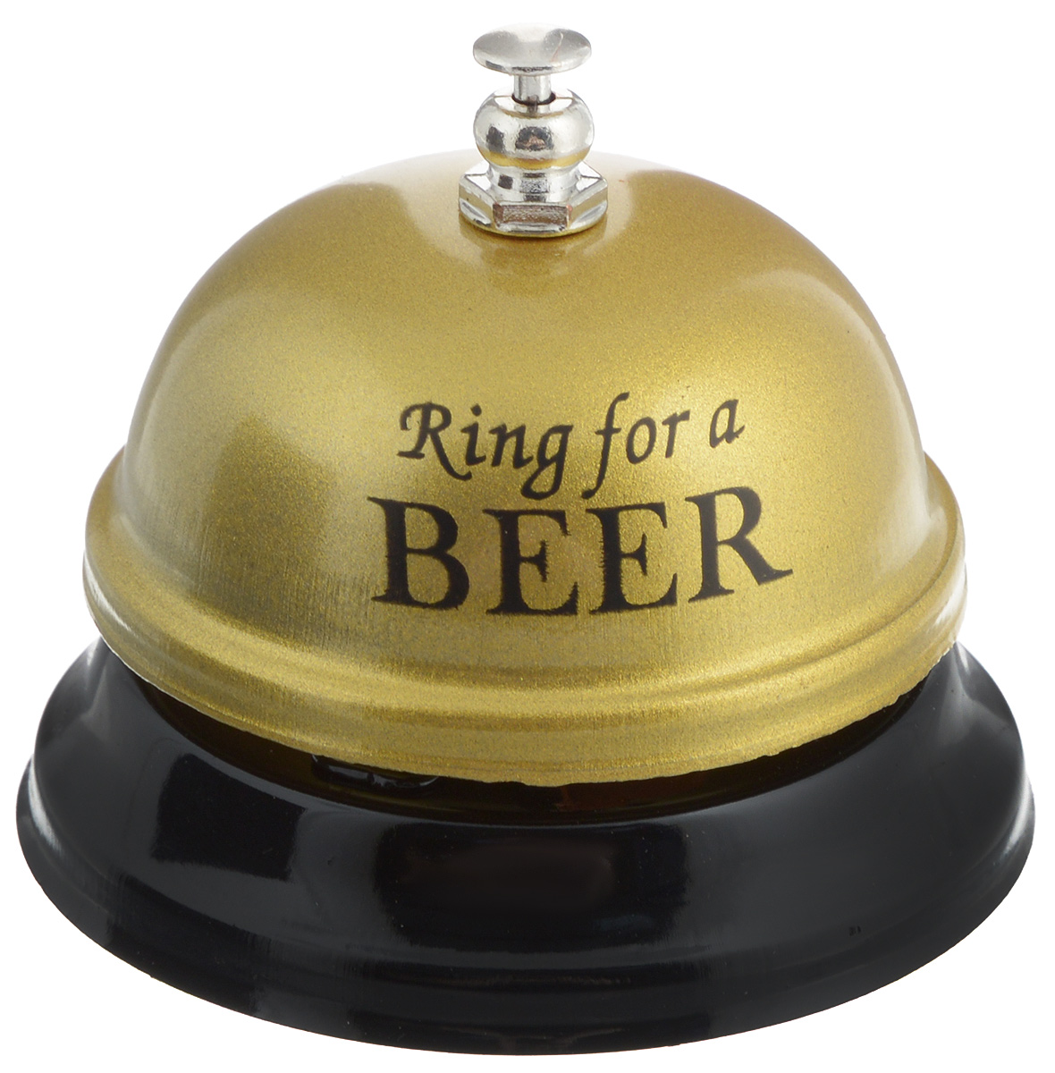 """Звонок настольный Эврика """"Ring For A Beer"""""""