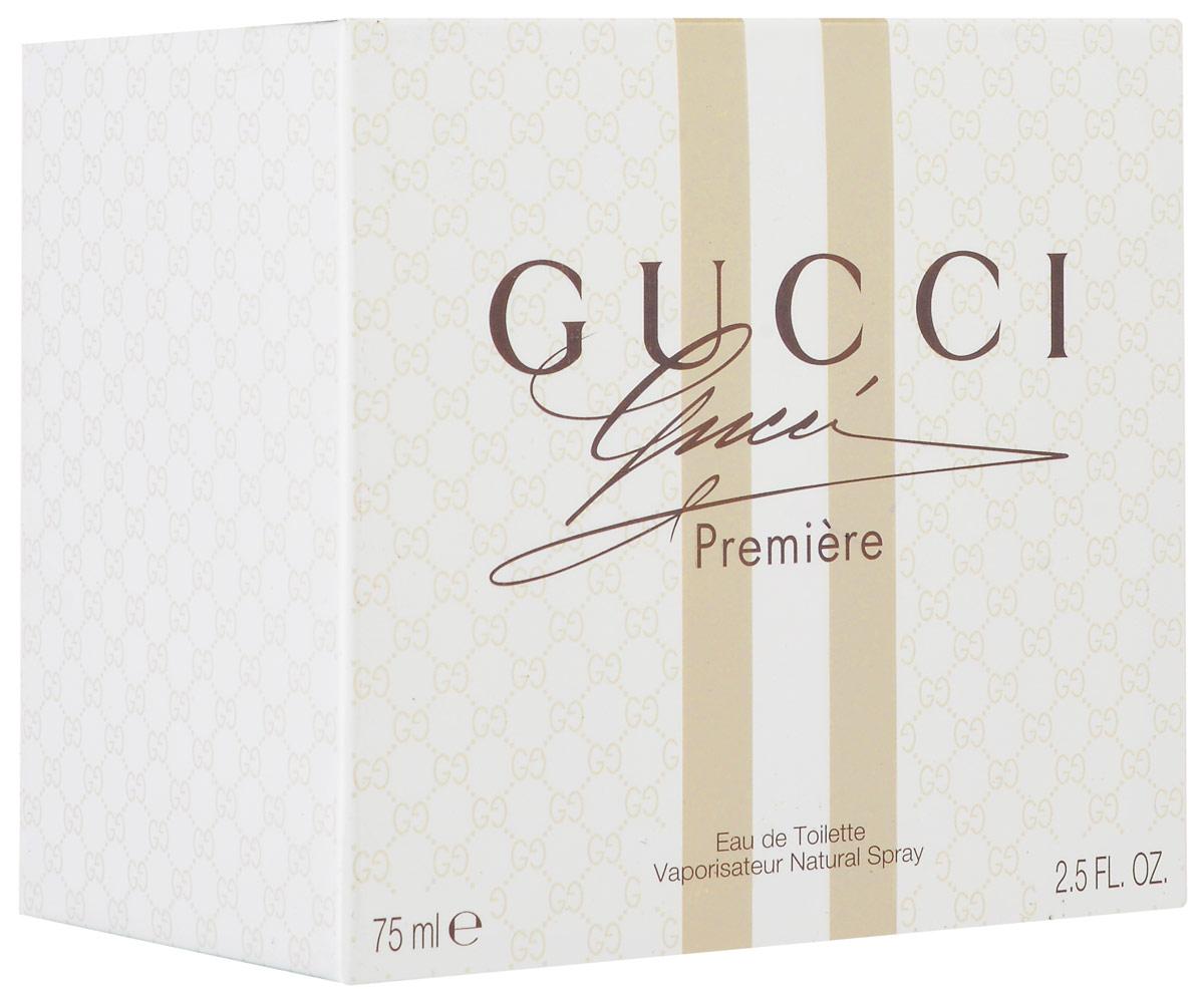 Gucci Premiere Туалетная вода женская 75 мл