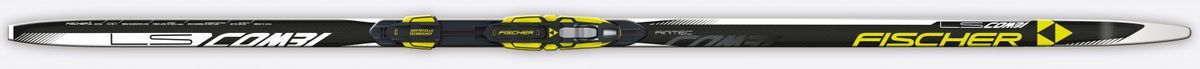 Беговые лыжи Fischer LS Combi NIS, 187 см. N7771528262979Спортивные лыжи для активных любителей. Сердечник AirTec, скользящая поверхность SinTec и обработка UltraTuning.N77715Профиль 41-44-44Сердечник Air ChannelРостовки 172-207Вес 1.490гр./197cmСкользящая поверхность/колодка:Sintec / WaxPOWER EDGEСпециальное усиление кантов гарантирует долговечность лыж и прекрасную торсионную жесткость.AIR CHANNELОптимизированная система воздушных каналов в структуре деревянного сердечника отличается высочайшей прочностью и оптимальным распределением весаSPEED GRINDINGНовая универсальная структура обеспечивает наилучшее скольжение при любых погодных условиях.