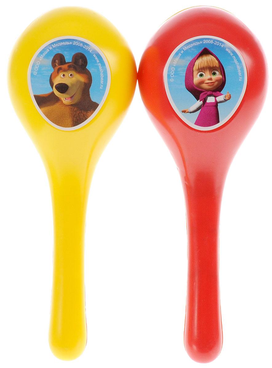 Играем вместе Маракасы Маша и Медведь
