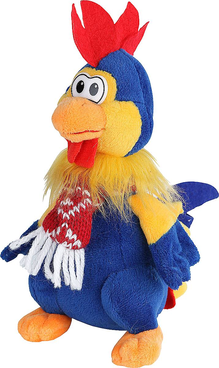 Игрушка новогодняя мягкая Mister Christmas Петушок, высота 18 смRSP-202SМягкая новогодняя игрушка Mister Christmas Петушок, изготовленная из текстиля, прекрасно подойдет для праздничного декора дома. Изделие можно разместить в любом понравившемся вам месте. Новогодняя игрушка несет в себе волшебство и красоту праздника. Создайте в своем доме атмосферу веселья и радости, украшая дом красивыми игрушками, которые будут из года в год накапливать теплоту воспоминаний.Высота игрушки: 18 см.