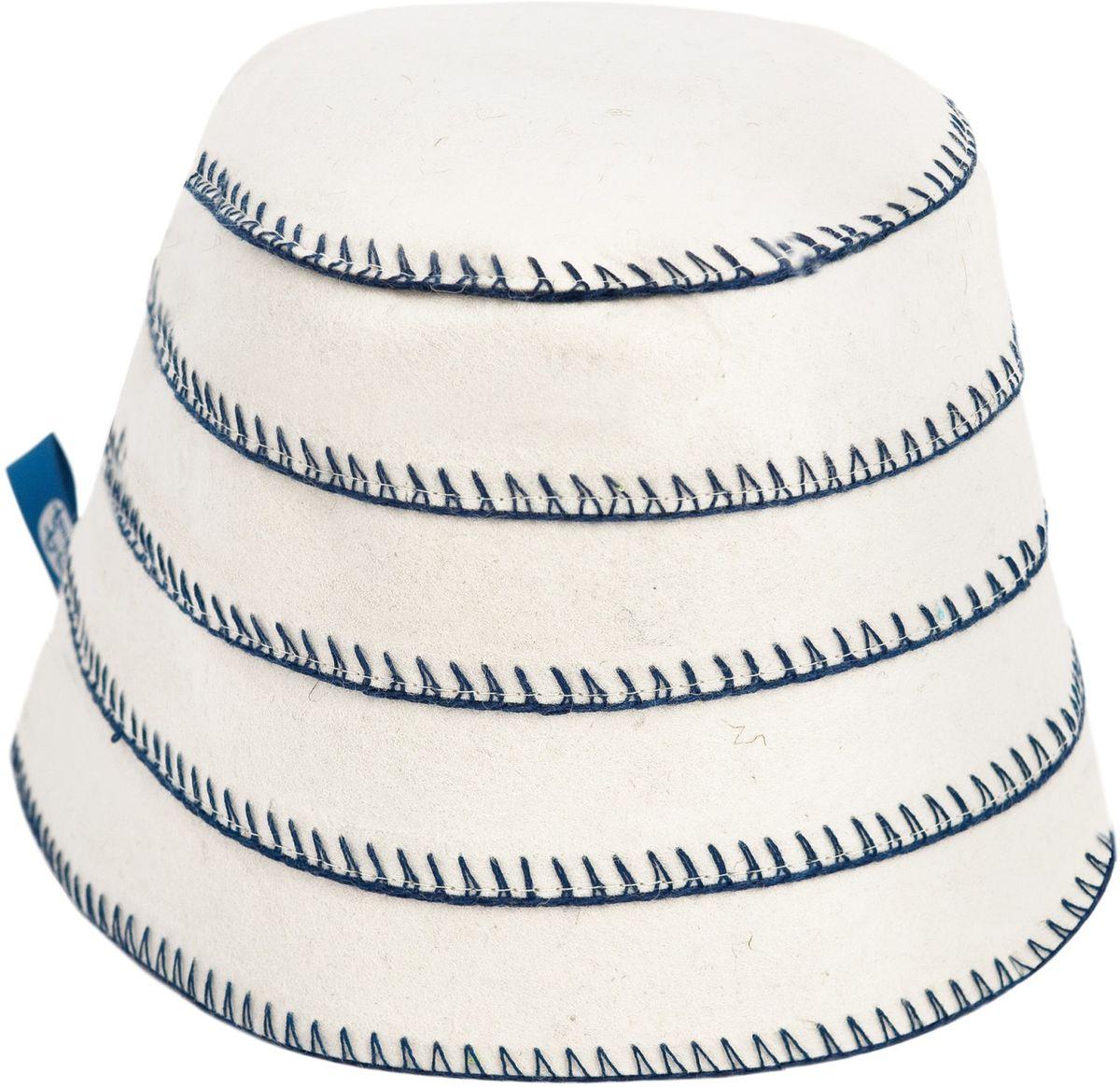 Шапка для бани и сауны Matti (Матти), цвет: бежевый. Размер M. 165C0042415Изысканная утонченность шапок Matti (Матти), выполненных из натурального фетра, радует идеальной выделкой шерсти, что делает их удивительно гигроскопичными и защищает от высоких температур в парной. Особые дизайнерские находки нашли свое воплощение в необычном крое и высокой комфортности изделий. Контрастная окантовка привлекает внимание, объединяя благородство форм и лаконичность стиля. Характеристики: Цвет: бежевый. Материал: фетр. Размер шапки: M. Максимальный обхват головы (по основанию шапки): 68 см. Высота шапки: 16 см. Производитель: Россия. Артикул: 165.