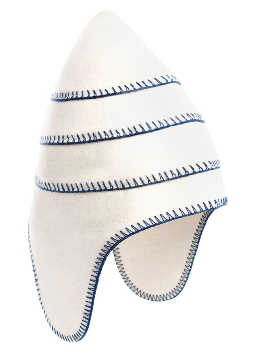Шапка для бани и сауны Matti (Матти), цвет: бежевый. Размер M. 166787502Изысканная утонченность шапок Matti (Матти), выполненных из натурального фетра, радует идеальной выделкой шерсти, что делает их удивительно гигроскопичными и защищает от высоких температур в парной. Особые дизайнерские находки нашли свое воплощение в необычном крое и высокой комфортности изделий. Контрастная окантовка привлекает внимание, объединяя благородство форм и лаконичность стиля. Характеристики: Материал: бежевый. Материал: фетр. Размер шапки: M. Максимальный обхват головы (по основанию шапки): 62 см. Общая высота шапки: 35 см. Производитель: Россия. Артикул: 166.