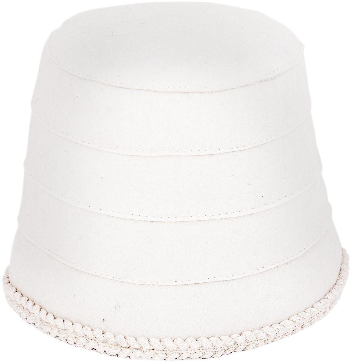 Шапка для бани и сауны Onni (Онни), цвет: бежевый. Размер М. 13997775318Изысканная утонченность шапок Onni (Онни) из натурального фетра, радует идеальной выделкой шерсти, делая их удивительно гигроскопичными, защищает от высоких температур в парной. Особые дизайнерские находки нашли свое воплощение в необычном крое и высокой комфортности изделий. Характеристики: Цвет: бежевый. Материал: фетр. Размер шапки: M. Максимальный обхват головы (по основанию шапки): 66 см. Высота шапки: 16 см. Производитель: Россия. Артикул: 139.