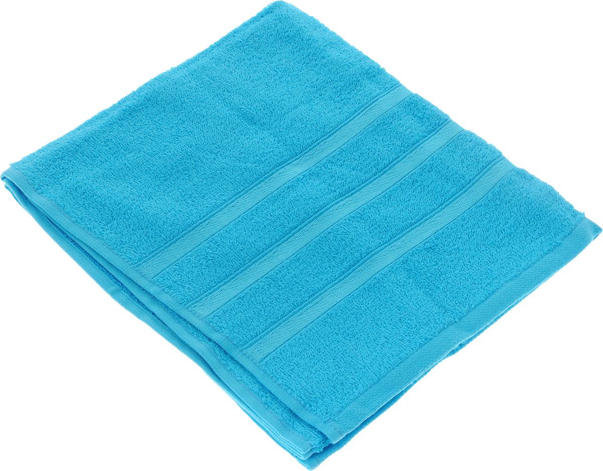 Полотенце Tete-a-Tete Ленты, цвет: бирюзовый, 50 х 85 смS03301004Полотенце Tete-a-Tete Ленты выполнено из натурального 100% хлопка. Бордюр полотенца декорирован атласными лентами, цвет изделия яркий и насыщенный. Полотенце мягкое, отлично впитывает влагу, быстро сохнет, сохраняет яркость цвета и не теряет форму даже после многократных стирок. Полотенце Tete-a-Tete Ленты очень практично и неприхотливо в уходе. Оно внесет яркий акцент в дизайн ванной комнаты.