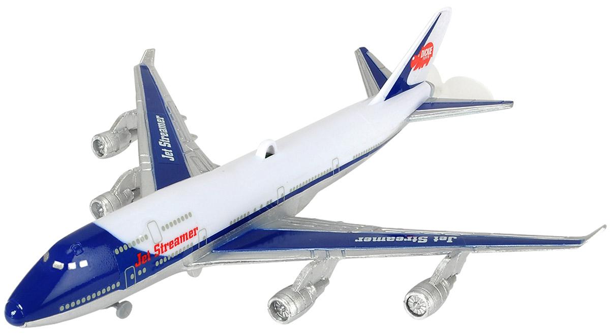 Dickie Toys Самолет подвесной к потолку - Транспорт, машинки