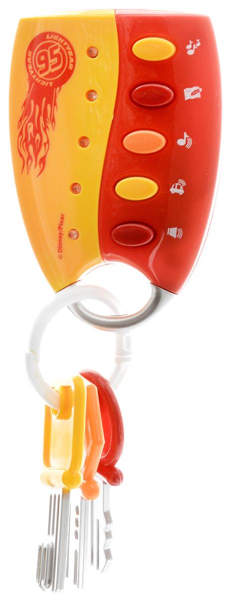 Умка Развивающая игрушка Музыкальный брелок Тачки умка развивающая игрушка руль тачки