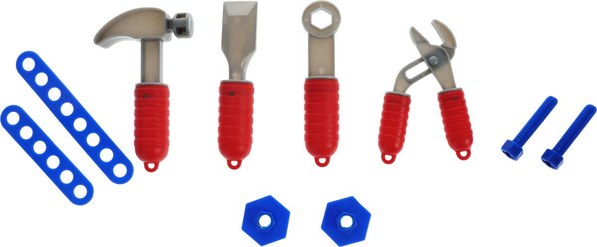 Играем вместе Набор игрушечных инструментов Фиксики 10 предметов