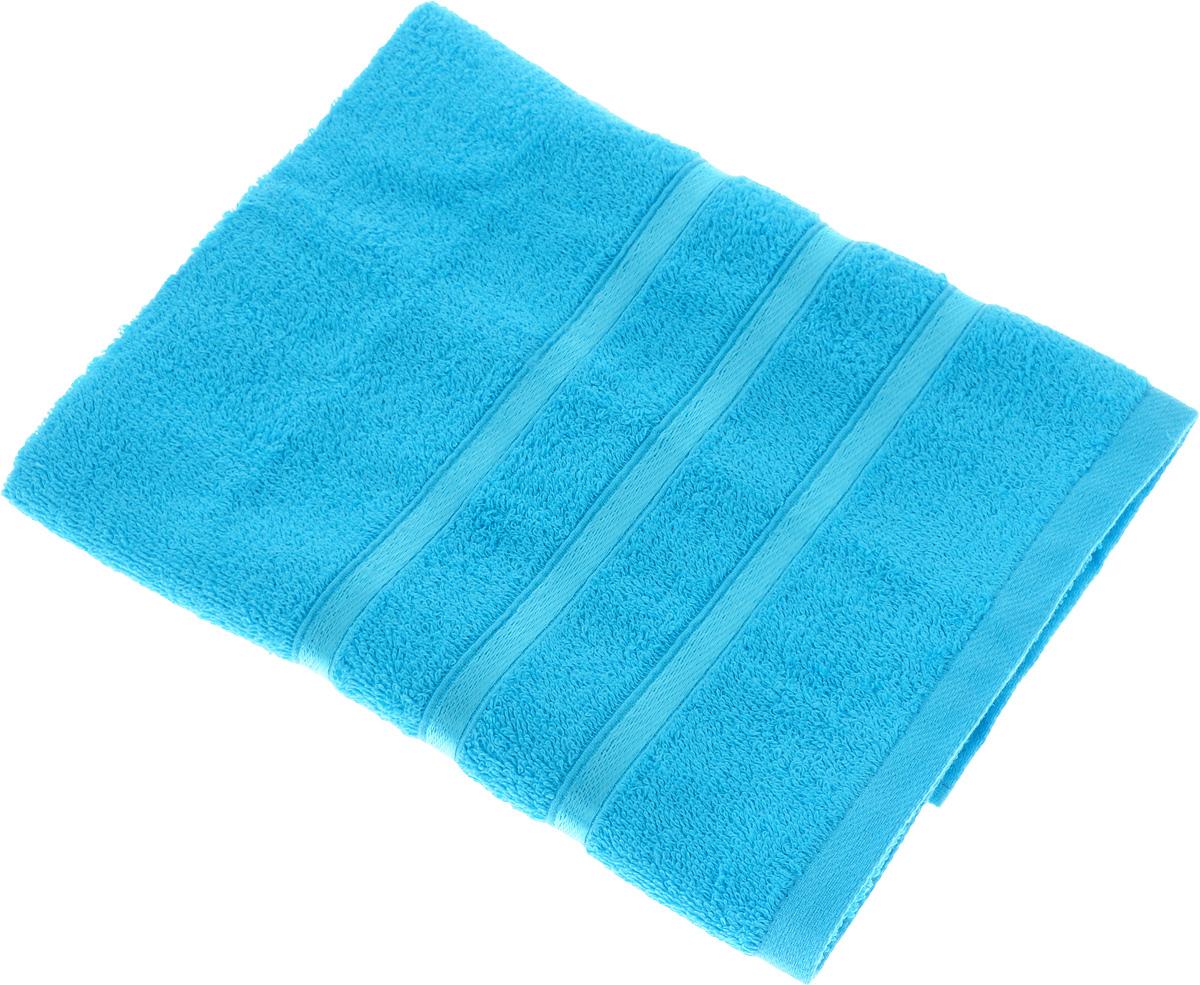 Полотенце Tete-a-Tete Ленты, цвет: бирюзовый, 50 х 85 см68/5/3Махровое полотенце Tete-a-Tete Ленты, изготовленное из натурального хлопка, подарит массу положительных эмоций и приятных ощущений. Полотенце отличается нежностью и мягкостью материала, утонченным дизайном и превосходным качеством. Линейка Ленты декорирована атласными лентами и обладает насыщенным цветом.Полотенце прекрасно впитывает влагу, быстро сохнет и не теряет своих свойств после многократных стирок. Махровое полотенце Tete-a-Tete Ленты станет прекрасным дополнением в дизайне ванной комнаты. Полотенце, упакованное в красивую коробку, может послужить отличной идеей подарка.