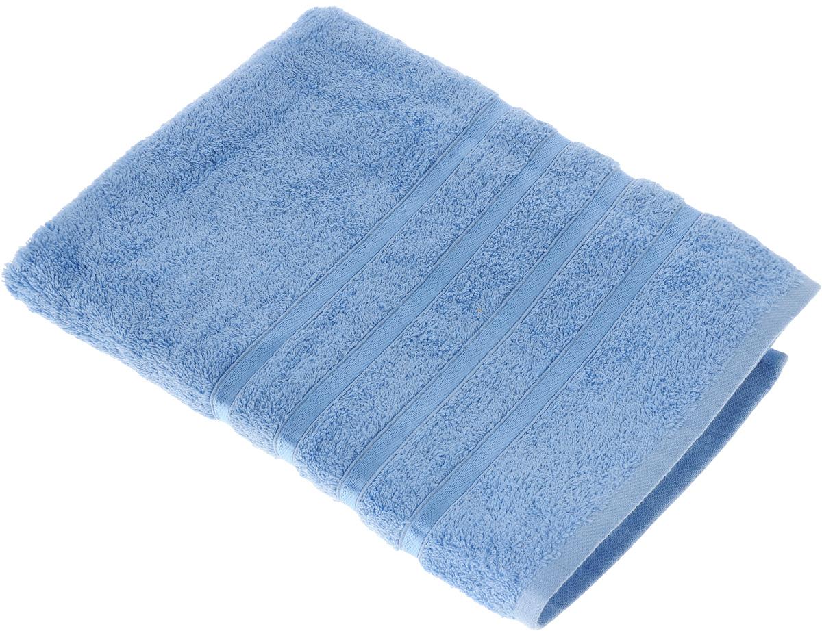 Полотенце Tete-a-Tete Ленты, цвет: голубой, 70 х 135 см68/5/1Махровое полотенце Tete-a-Tete Ленты, изготовленное из натурального хлопка, подарит массу положительных эмоций и приятных ощущений. Полотенце отличается нежностью и мягкостью материала, утонченным дизайном и превосходным качеством. Линейка Ленты декорирована атласными лентами и обладает насыщенным цветом.Полотенце прекрасно впитывает влагу, быстро сохнет и не теряет своих свойств после многократных стирок. Махровое полотенце Tete-a-Tete Ленты станет прекрасным дополнением в дизайне ванной комнаты. Полотенце, упакованное в красивую коробку, может послужить отличной идеей подарка.