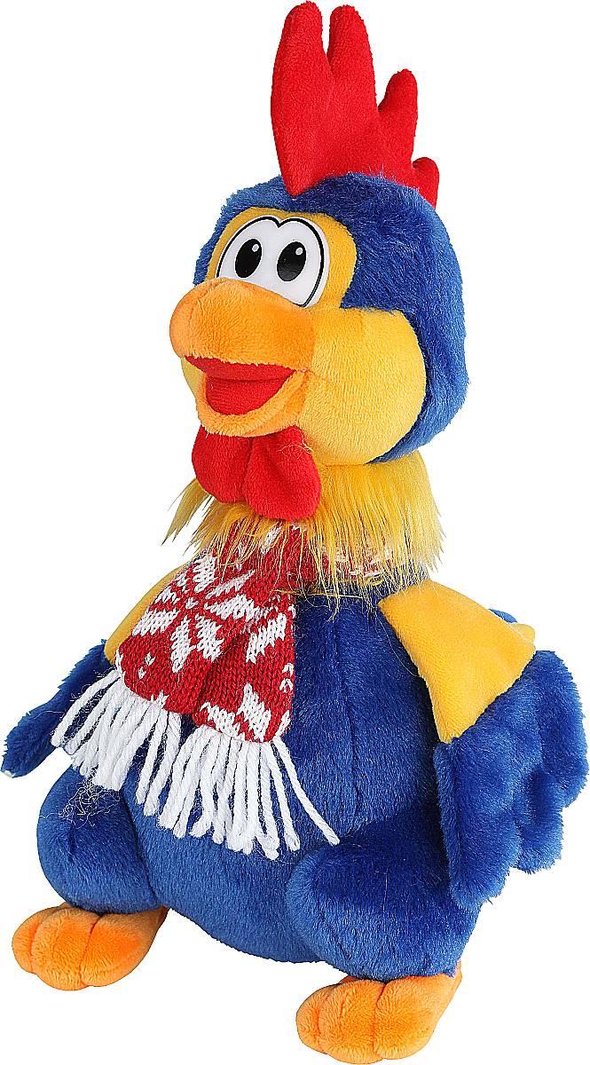 Игрушка новогодняя мягкая Mister Christmas Петушок, высота 29 смTM-A-SET/3Мягкая новогодняя игрушка Mister Christmas Петушок, изготовленная из текстиля, прекрасно подойдет для праздничного декора дома. Изделие можно разместить в любом понравившемся вам месте. Новогодняя игрушка несет в себе волшебство и красоту праздника. Создайте в своем доме атмосферу веселья и радости, украшая дом красивыми игрушками, которые будут из года в год накапливать теплоту воспоминаний.Высота игрушки: 29 см.