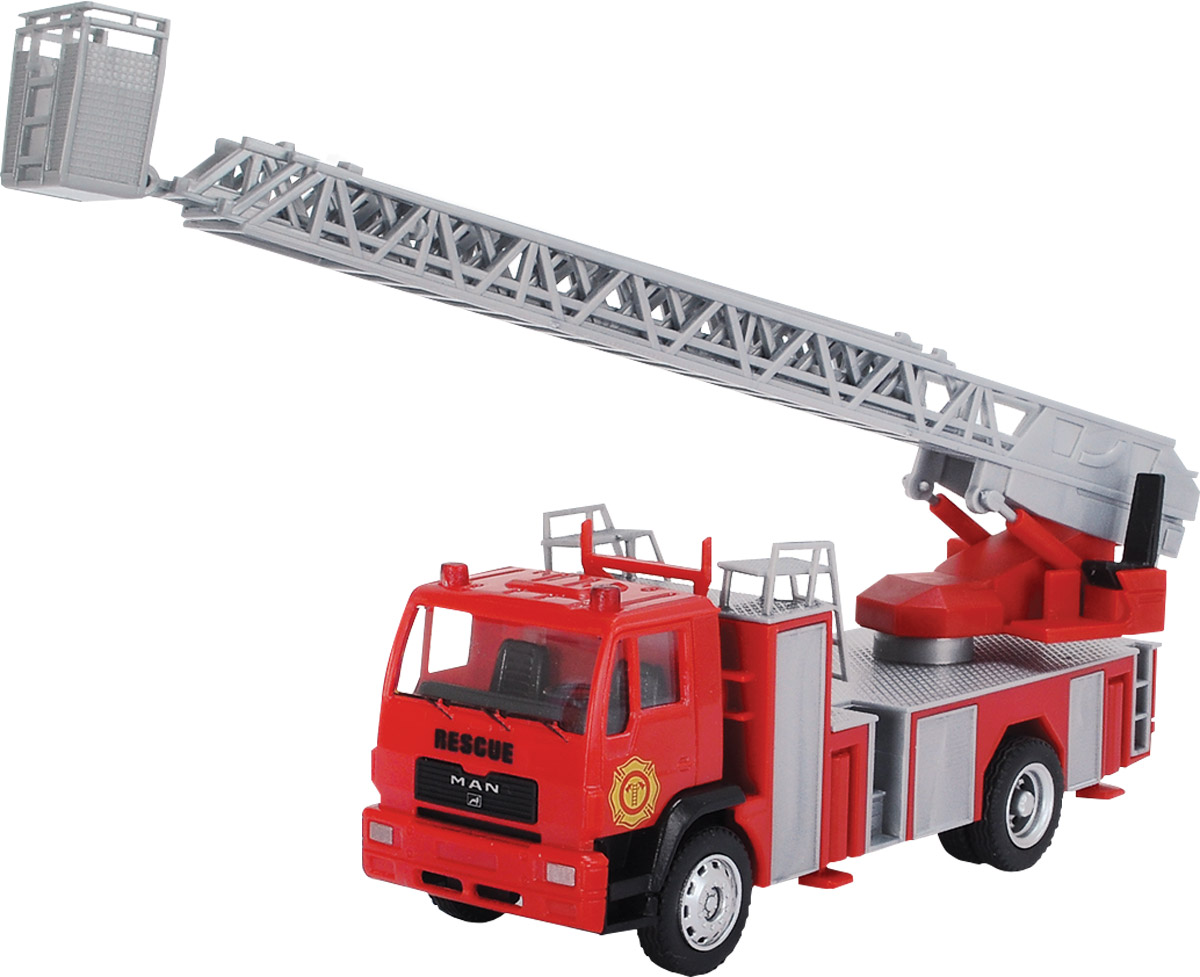 Dickie Toys Пожарная машинка Fire Fighter maisto jeep wrangler rubicon fire engine 1 18 scale alloy model metal diecast car toys high quality collection kids toys gift