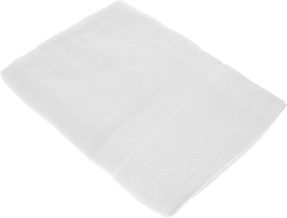 Полотенце махровое Aisha Home Textile Соты, цвет: белый, 70 х 140 см1004900000360Махровое полотенце Aisha Home Textile Соты выполнено из натуральной махровой ткани (100% хлопок). Изделие отлично впитывает влагу, быстро сохнет, сохраняет яркость цвета и не теряет форму даже после многократных стирок. Полотенце очень практично и неприхотливо в уходе. Оно создаст прекрасное настроение и украсит интерьер в ванной комнате.Рекомендации по уходу:- режим стирки при 60°C,- гладить при температуре 150°C, - химчистка не допускается,- отбеливание запрещено.