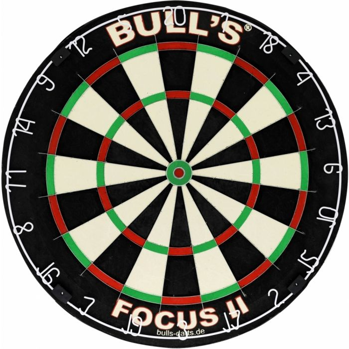 Мишень дартс Bull's  Focus II Bristle Board . 68006 - Дартс