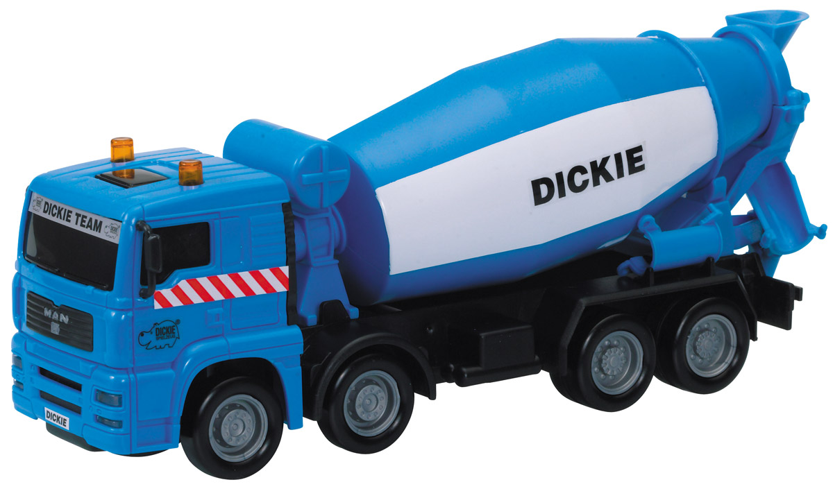 Dickie Toys Бетономешалка MAN