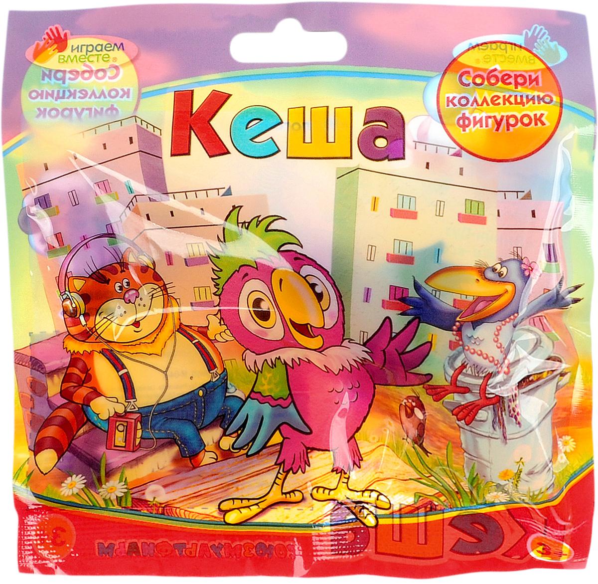 Играем вместе Фигурка Попугай Кеша M-04-R