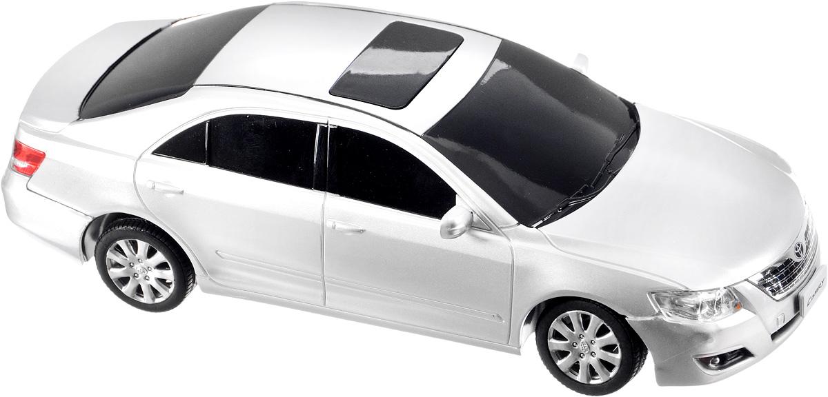 Rastar Радиоуправляемая модель Toyota Camry масштаб 1:24 цвет серебристый