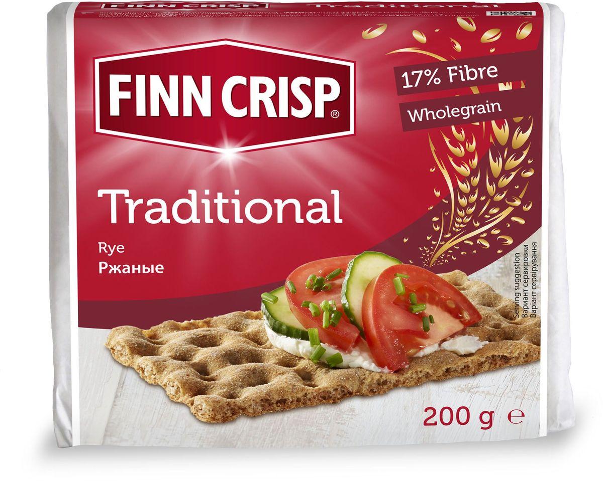 Finn Crisp Traditional хлебцы традиционные, 200 г0120710В 1952 году началось производство сухариков FINN CRISP (ФИНН КРИСП), когда стартовали Олимпийские Игры в Хельсинки (Финляндия).Многие годы натуральные ржаные сухарики FINN CRISP отражают дух Финляндии для миллионов покупателей по всему миру, заботящихся о здоровом питании. Высушивать хлеб - давняя финская традиция и FINN CRISP до сих пор придерживаются этой традиции создавая хлебцы по старому классическому финскому рецепту.Бренд FINN CRISP принадлежит компании VAASAN Group's.VAASAN - это крупнейшая хлебопекарная компания в Балтийском регионе со столетней историей, занимающаяся производством продукции для правильного и здорового питания. Занимающая второе место по производству сухариков и хлебцев, а её продукция экспортируются в более чем 50 государств!
