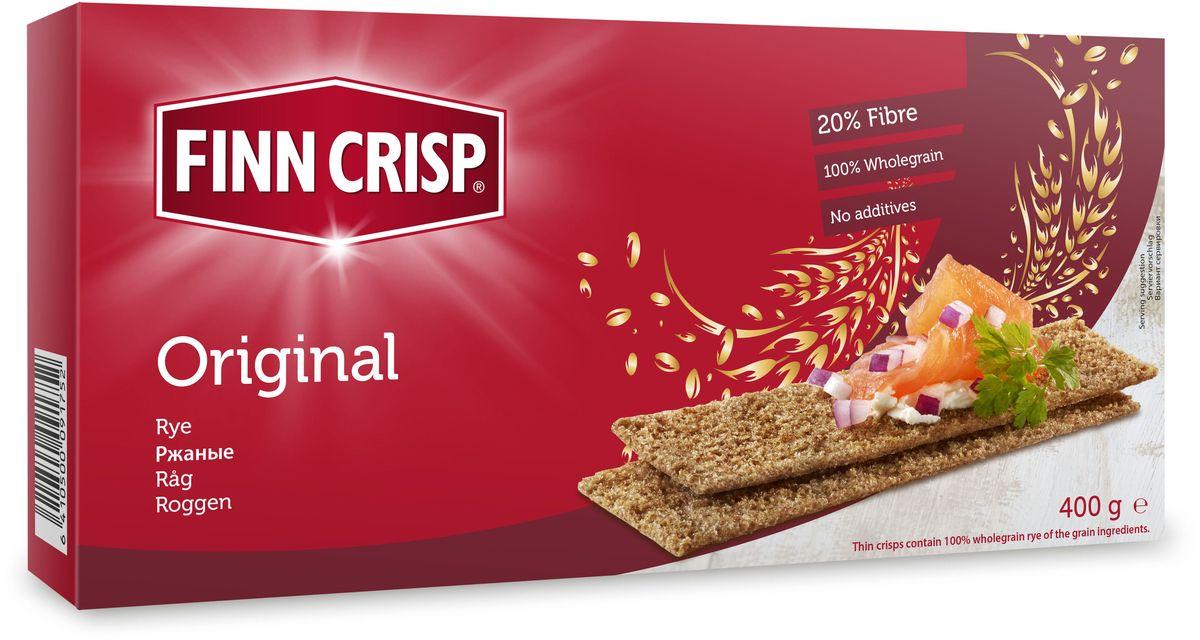 Finn Crisp Original хлебцы ржаные, 400 г0120710В 1952 году началось производство сухариков FINN CRISP (ФИНН КРИСП), когда стартовали Олимпийские Игры в Хельсинки (Финляндия).Многие годы натуральные ржаные сухарики FINN CRISP отражают дух Финляндии для миллионов покупателей по всему миру, заботящихся о здоровом питании. Высушивать хлеб - давняя финская традиция и FINN CRISP до сих пор придерживаются этой традиции создавая хлебцы по старому классическому финскому рецепту.Бренд FINN CRISP принадлежит компании VAASAN Group's.VAASAN - это крупнейшая хлебопекарная компания в Балтийском регионе со столетней историей, занимающаяся производством продукции для правильного и здорового питания. Занимающая второе место по производству сухариков и хлебцев, а её продукция экспортируются в более чем 50 государств!