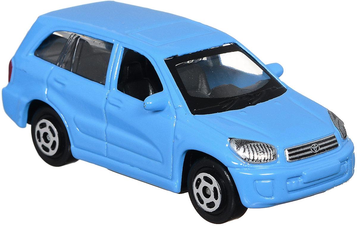 ТехноПарк Модель автомобиля Toyota RAV4 цвет голубой