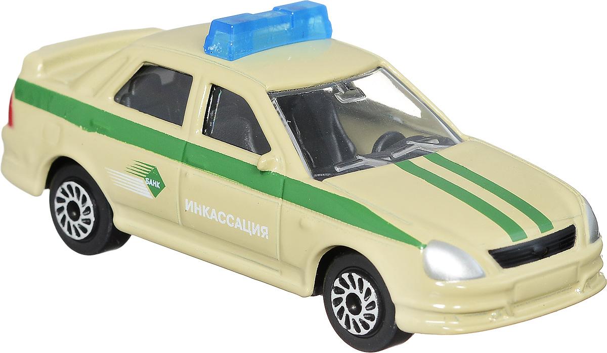 ТехноПарк Модель автомобиля Lada Priora Инкассация