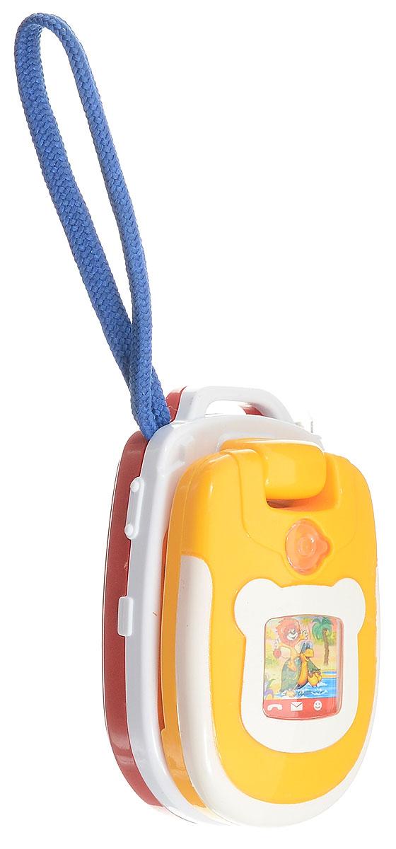 Умка Развивающая игрушка Обучающий телефон умка развивающая игрушка фотоаппарат чебурашки