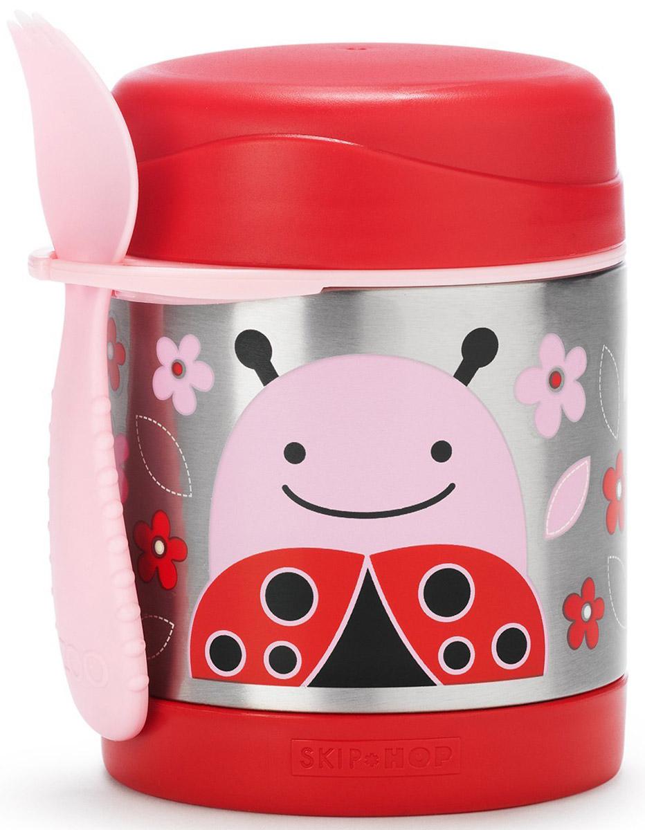 Skip Hop Термос детский Божья коровка 325 мл -  Все для детского кормления