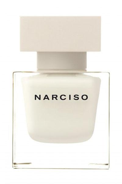 Narciso Rodrigues Narciso Парфюмерная вода женская, 30 мл5010777139655Новый аромат NARCISO, новинка от марки Narciso Rodriguez. Аромат NARCISO является выражением современной женственности, которая является решительной и неуловимой одновременно. Он отражает универсальную магию соблазнения и привлекательности. Мускус в сердце - исключительная черта всех ароматов от Narciso Rodriguez.