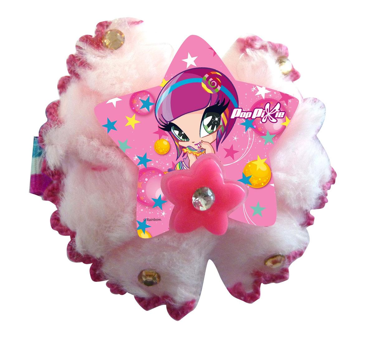 Заколка для волос для девочек PopPixie, цвет: розовый, 2 шт. 41314Серьги с подвескамиОригинальный аксессуар станет изюминкой образа юной леди. Изделие изготовлено из гипоаллергенных материалов, не имеет заостренных деталей и абсолютно безопасно для ребенка. Рекомендуемый возраст: от 3х лет.