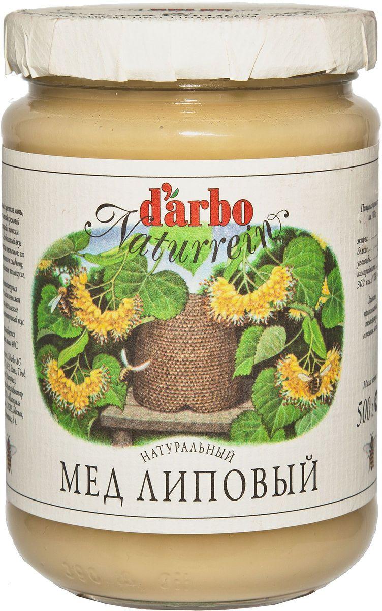 Darbo мед липовый, 500 г0120710МедDARBOлиповый– натуральныймед, собранный с цветковлипы,который отличается удивительным вкусом и притягательным нежнымароматом.