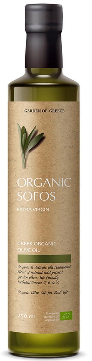 Sofos Organic Extra Virgin масло оливковое нерафинированное, 250 мл (Греция)81.0011,1Масло Organic Sofos (Греция): бесподобный аромат и оригинальный вкус!Масло сделано из зрелых оливок, правильно выращенных на лучших плантациях Греции. Первый холодный отжим дарит маслу терпкий аромат и тонкий вкус с нотками специй. Продукт успешно используется в кулинарии и косметологии.Organic Sofos (Греция) дарит новые ощущения настоящей жизни! Для удовольствия, бодрости, благополучия!