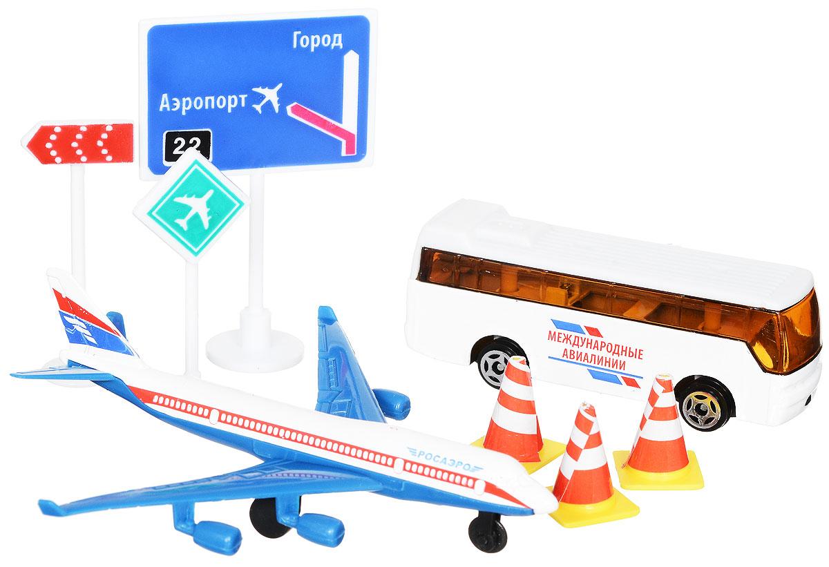 ТехноПарк Игровой набор Аэропорт