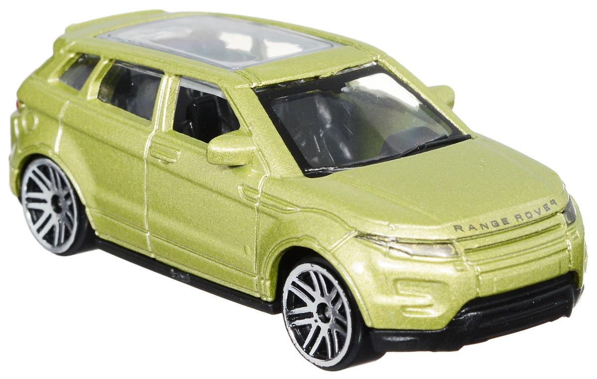 ТехноПарк Модель автомобиля Land Rover Range Rover Evoque цвет оливковый