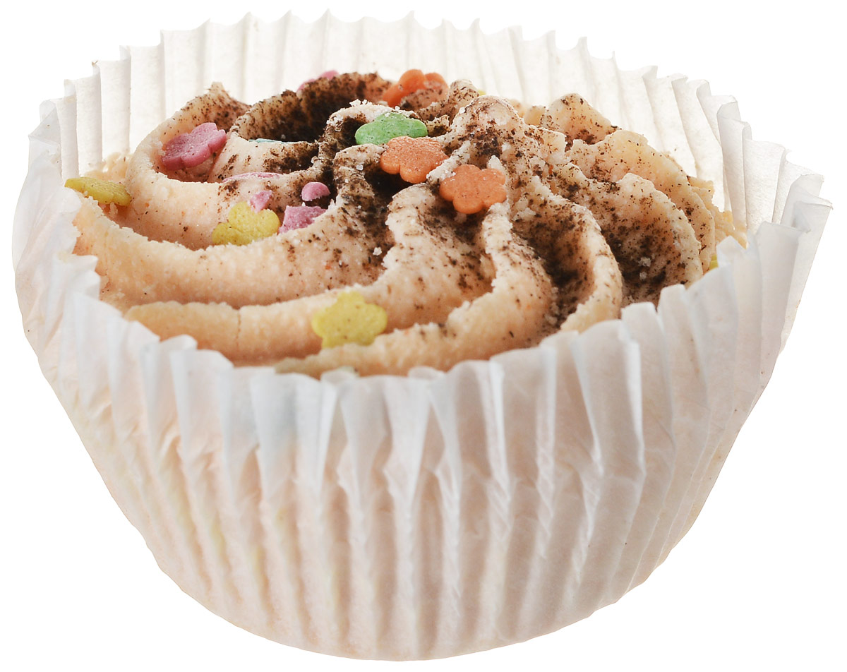 Мыловаров Десерт для ванны Апельсин с корицей, 50 гр5902596005566Тонизирующий десерт для ванны с бодрящим ароматом сочного апельсина и свежей корицы превращает купание в настоящую спа-процедуру. Масла ши и какао, постепенно растворяясь, окутывают тело нежнейшими флюидами, питая и увлажняя кожу. Используйте десерт для ванны хотя бы раз в неделю, и ваша кожа будет гладкой и упругой, как драгоценный шелк.