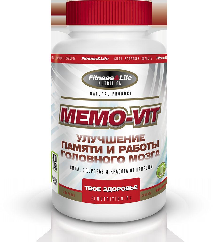Пищевая добавка Fitness&Life Memo-Vit, 300 таблеток4605920001180Психоэнергизатор (ноотроп) для улучшения памяти и работы головного мозга. Комплекс витаминов для мозга, способствующий восстановлению спортсмена, защищает от традиционных болезней, связанных с черепно-мозговыми травмами, нарушений координации. Бесценен для быстрой работы мозга во время физических нагрузок и соревнований. Насыщает мозг кислородом. Ингредиенты, мг/табл: Биологически активная добавка Трава гречихи красностебельной 100,0 Порошок плодов шиповника 100,0 Биологически активная добавка Гомогенат трутневый с витамином В6 50,0.Товар не является лекарственным средством. Товар не рекомендован для лиц младше 18 лет. Могут быть противопоказания и следует предварительно проконсультироваться со специалистом.