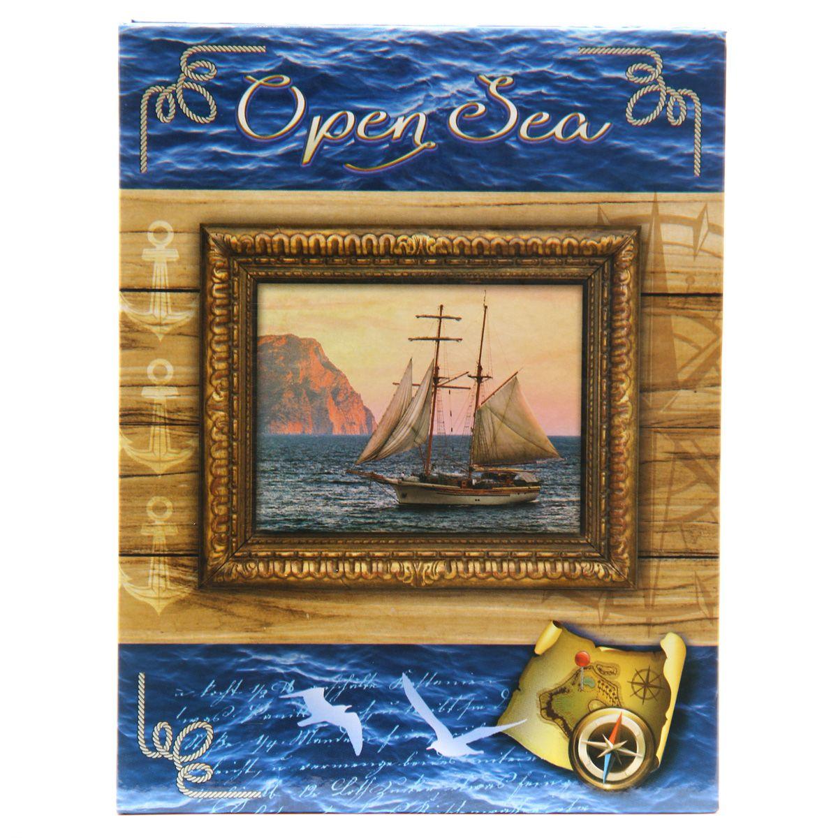 Фотоальбом Pioneer Open Sea, 100 фотографий, цвет: синий, 10 х 15 смТР 5127Альбом для фотографий формата 10х15 см.Тип обложки: ламинированный картон.Тип листов: полипропиленовые.Тип переплета: высокочастотная сварка.Кол-во фотографий: 100.Материалы, использованные в изготовлении альбома, обеспечивают высокое качество хранения Ваших фотографий, поэтому фотографии не желтеют со временем.
