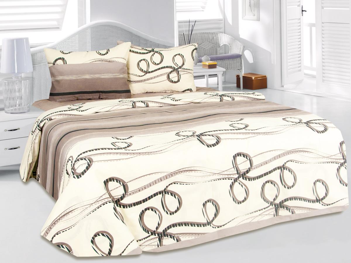 Комплект белья Tete-a-Tete Афрос, 1,5-спальный, наволочки 50x704630003364517Комплект белья Tete-a-Tete Афрос изготовлен из сатина (100% органический хлопок) и состоит из пододеяльника, простыни и двух наволочек. Сатин - хлопчатобумажная ткань полотняного переплетения, одна из самых красивых, легких, мягких и приятных телу тканей, изготовленных из натурального волокна. Благодаря своей шелковистости и блеску сатин называют хлопковым шелком. Комплект постельного белья Tete-a-Tete Афрос добавит изюминку в привычное оформление вашего интерьера и создаст уютную и теплую атмосферу или, наоборот, добавит ярких красок и расставит акценты.