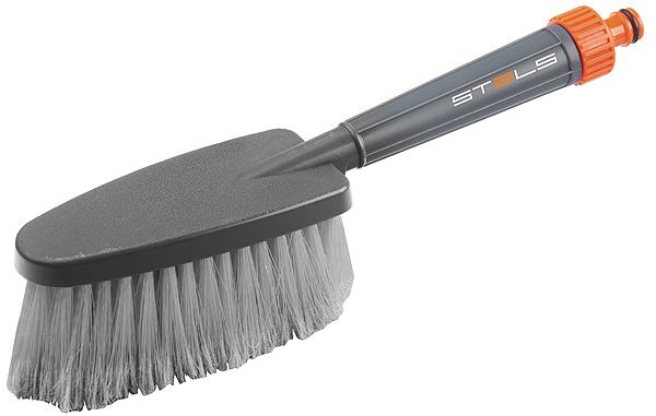 Щетка для мытья автомобиля Stels, с подачей воды, длина 31 см щетка для мытья автомобиля stels 55223