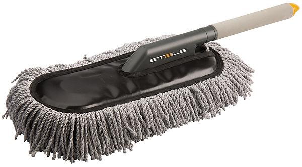 Щетка автомобильная Stels, длина 64 см щетка для мытья автомобиля stels 55223
