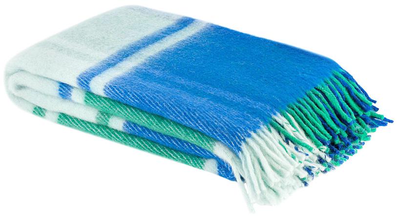 Плед Маэстро, 150 х 200 см 1-241-150_05Ветерок-2 У_6 поддоновТеплый пушистый толстый плед Маэстро, выполненный из натуральной новозеландской овечьей шерсти, добавит комнате уюта и согреет в прохладные дни. Удобный размер этого качественного пледа позволит использовать его и как одеяло, и как покрывало для кресла или софы. Плед с кистями.Плед упакован в пластиковую сумку-чехол на застежке-молнии, а прочная текстильная ручка делает чехол удобным для переноски.Такое теплое украшение может стать отличным подарком друзьям и близким! Под шерстяным пледом вам никогда не станет жарко или холодно, он помогает поддерживать постоянную температуру тела. Шерсть обладает прекрасной воздухопроницаемостью, она поглощает и нейтрализует вредные вещества и славится своими целебными свойствами. Плед из шерсти станет лучшим лекарством для людей, страдающих ревматизмом, радикулитом, головными и мышечными болями, сердечно-сосудистыми заболеваниями и нарушениями кровообращения. Шерсть не электризуется. Она прочна, износостойка, долговечна. Наконец, шерсть просто приятна на ощупь, ее мягкость и фактура вызывают потрясающие тактильные ощущения! Характеристики: Материал: 100% новозеландская овечья шерсть. Размер:150 см х 200 см. Размер упаковки: 49 см х 38 см х 10 см. Артикул:1-241-150_05.