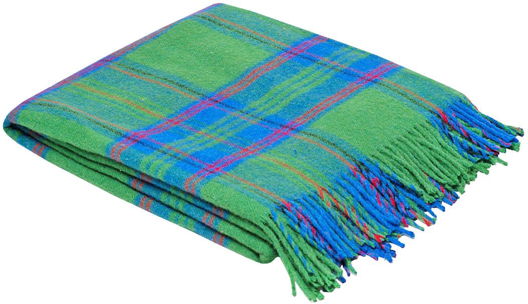 Плед Торговый Дом Руно Шотландия, 140 х 200 см. 1-281-140 (45)CLP446Мягкий плед Руно Шотландия, выполненный из натуральной кроссбредной овечьей шерсти, добавит комнате уюта и согреет в прохладные дни. Удобный размер этого очаровательного изделия позволит использовать его и как одеяло, и как покрывало для кресла или софы.Плед Руно Шотландия украсит интерьер любой комнаты и станет отличным подарком друзьям и близким!Размер пледа: 140 x 200 см.